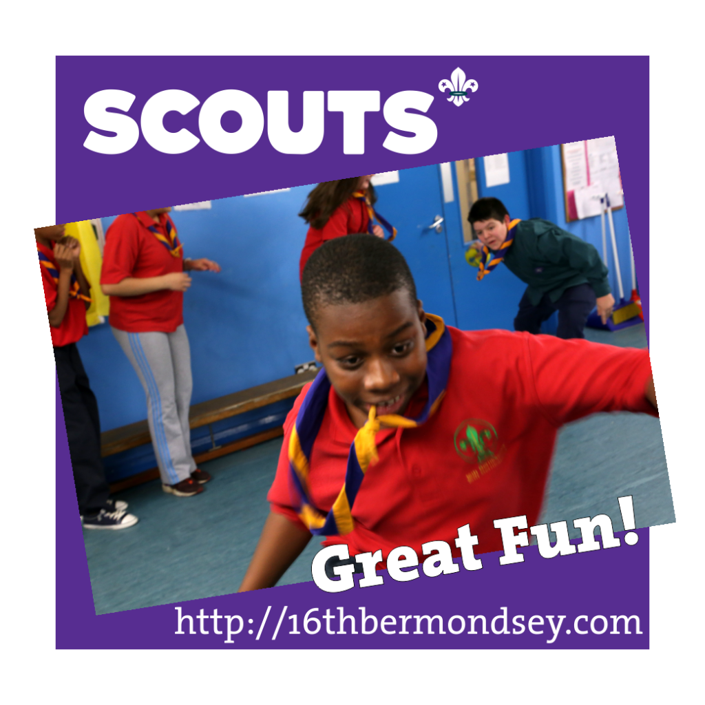 Scouts Great Fun