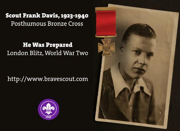 Scout Frank Davis http://www.bravescout.com
