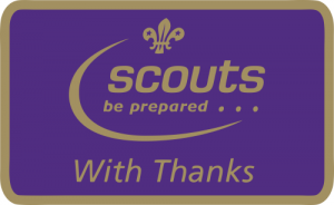 Scout Thanks Badge
