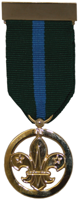 Scout Awards: The Medal for Meritorious Conduct