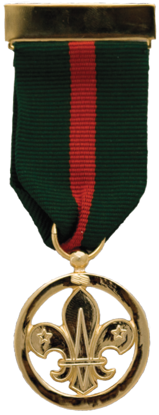 Scout Awards: The Chief Scout's Commendation for Meritorious Conduct