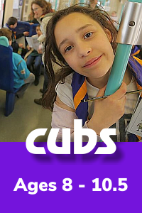Find out about Cubs at 16th Bermondsey Scout Group, for boys and girls age 8 to 10.5