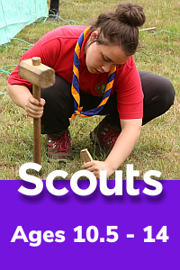 Find out about Scouts at 16th Bermondsey Scout Group, for boys and girls age 10.5 to 14