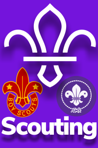 Scouting stuff: history, District, badges and how it all fits together